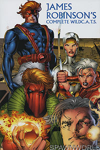 James Robinson's Complete WildC.A.T.S.