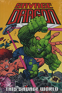Savage Dragon Volume 15