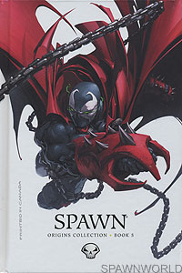 Spawn Origins Collection Book 5