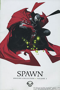 Spawn: Origins Collection Softcover Volume 2 2nd print