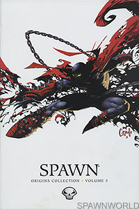 Spawn: Origins Collection SoftcoverVolume 5 (2nd print)