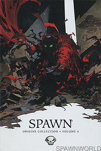 Spawn: Origins Collection SoftcoverVolume 6 (2nd print)