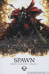 Spawn: Origins Collection SoftcoverVolume 17