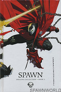 Spawn Origins Collection Book 2