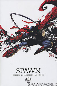 Spawn: Origins Collection SoftcoverVolume 4