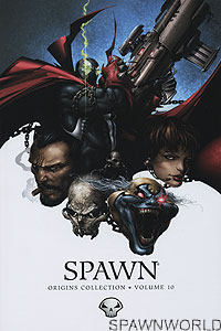 Spawn: Origins Collection SoftcoverVolume 9
