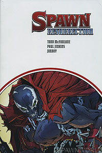 Spawn: New Resurrection Collection