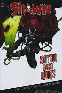 Spawn Satan Saga Wars Collection