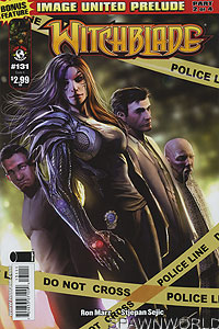 Witchblade 131a