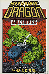 Savage Dragon Archives 2