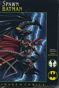 Batman / Spawn 2-Pack (Back)