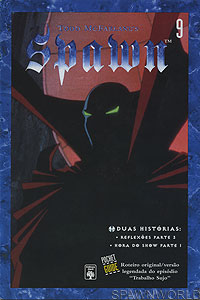 Spawn Collection 9 (Brazil)
