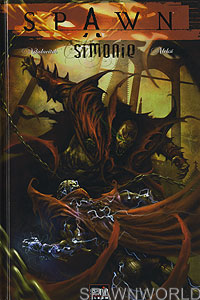 Semic Spawn: Simony Hardcover Collection (France)