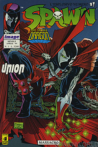 Spawn & Savage Dragon 1 (Italy)