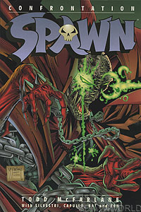 Spawn: Confrontation - UK