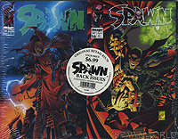 Spawn Back Issues 6-Pack