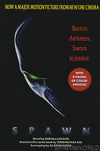 Spawn Movie Novelization (Youth)