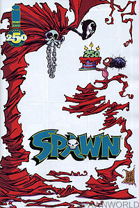 Spawn 250 Cover C