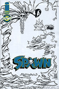 Spawn 250 Cover J